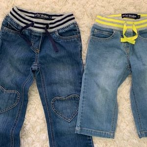 Mini Boden Bottoms - Mini Boden 5Y Girls Pants Lot